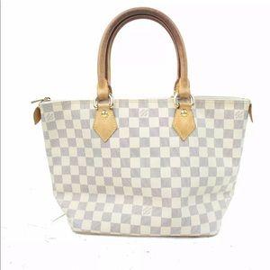 Authentic Louis Vuitton Azur Saleya PM Bag